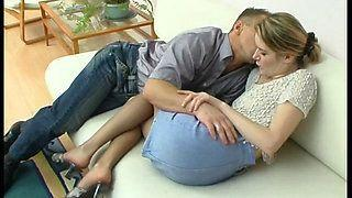 best of And anal Dad daughter