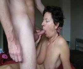 Cali reccomend Milf fuck in mouth