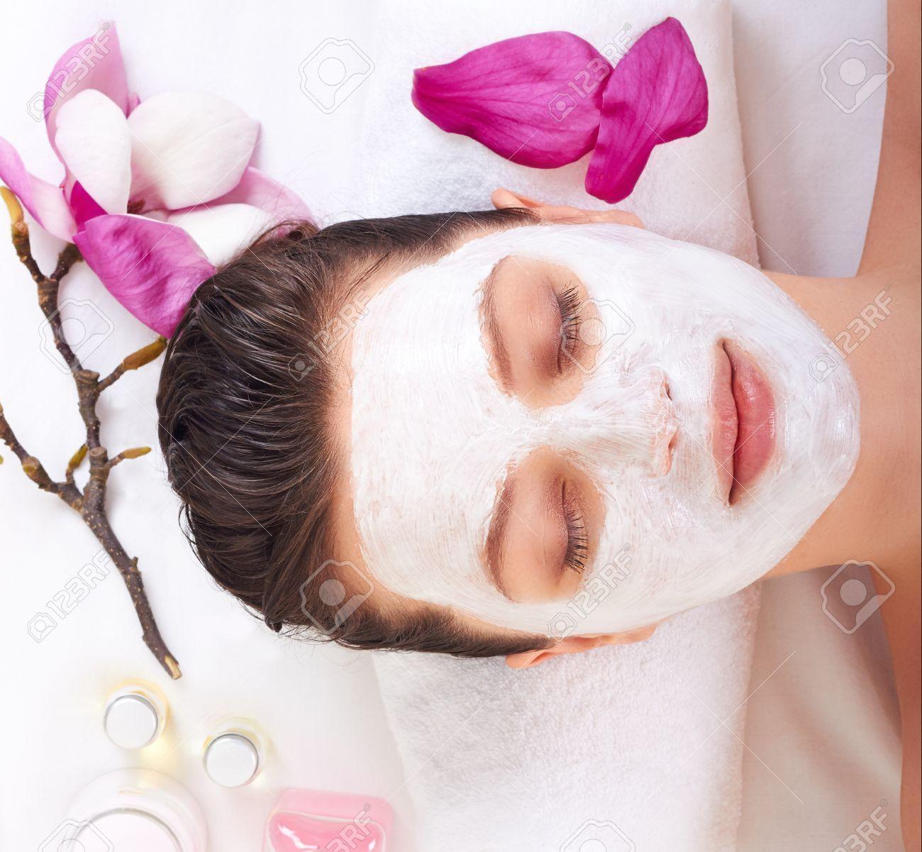 Mad D. reccomend Pink facial mask