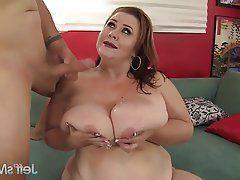 best of Huge porn fucking videos tits Chubby