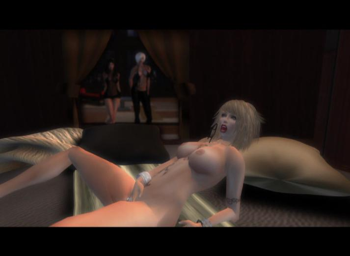 Special effect porno