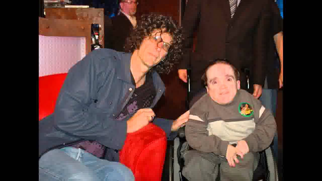 Eric the midget on jimmy kimmel live