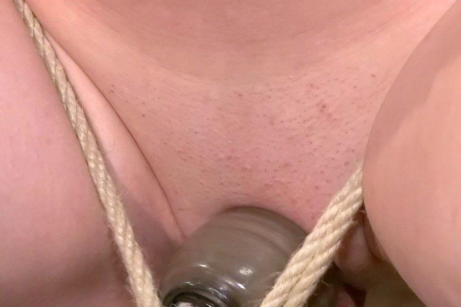 Fee bondage video