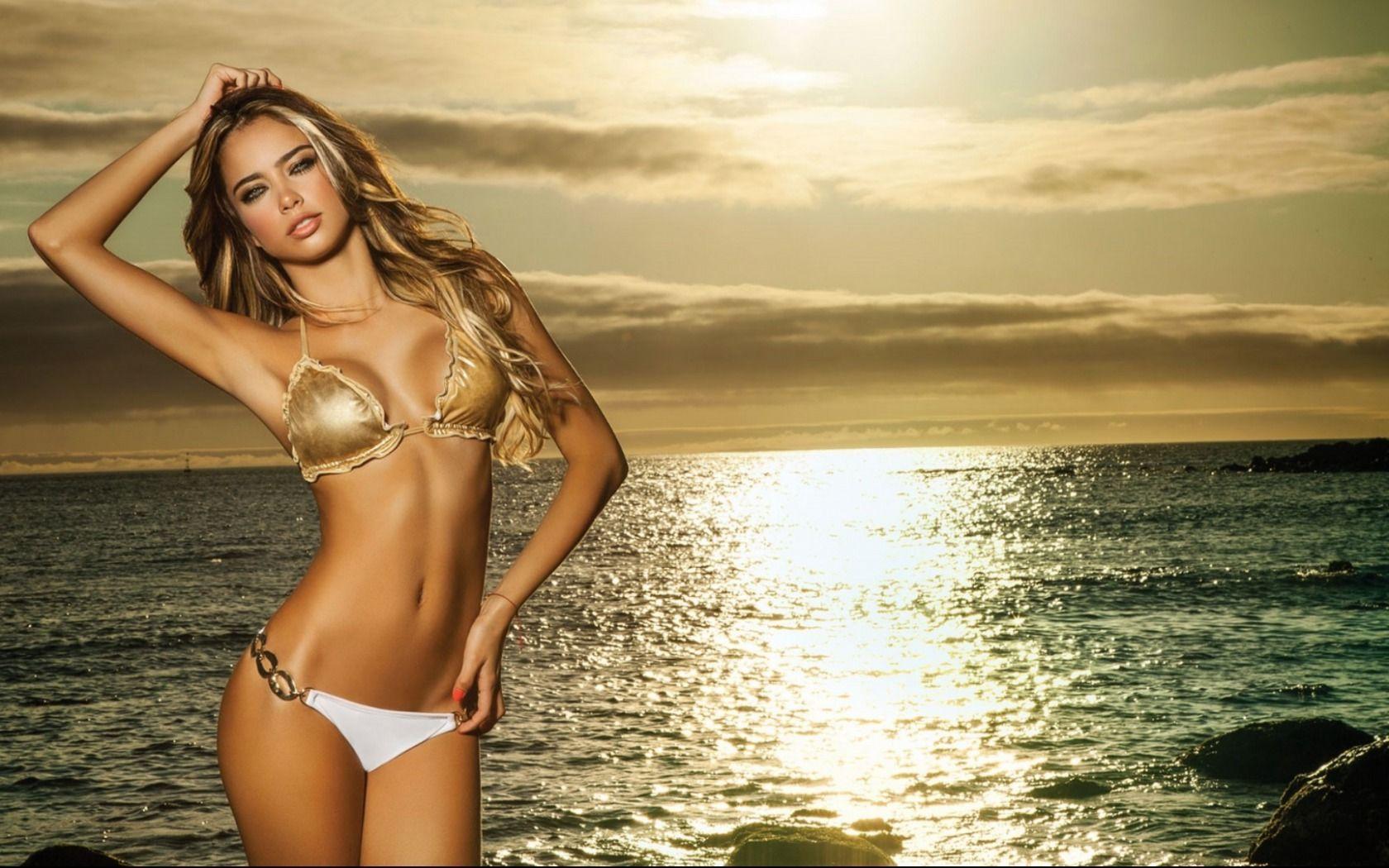 Earl reccomend Free bikini model wallpapers