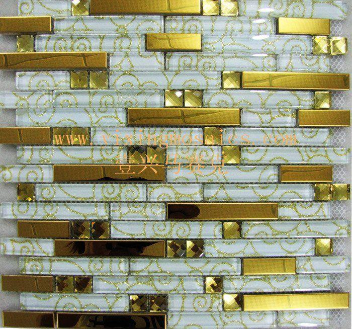 best of Glass Golden strip