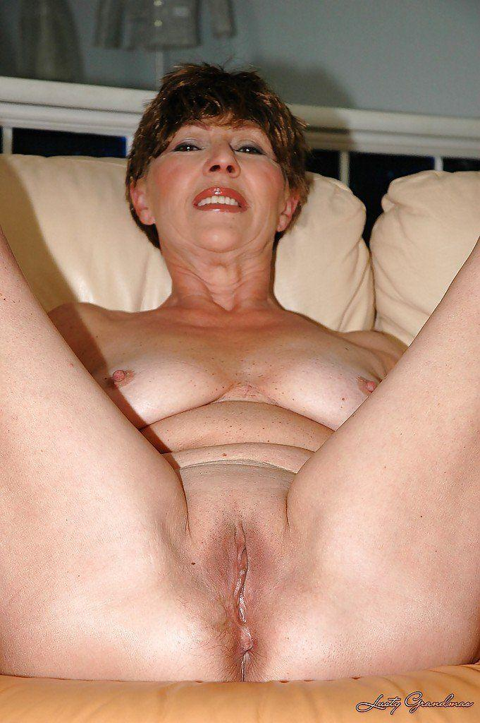 Pussy granny shaved Shaved Porn