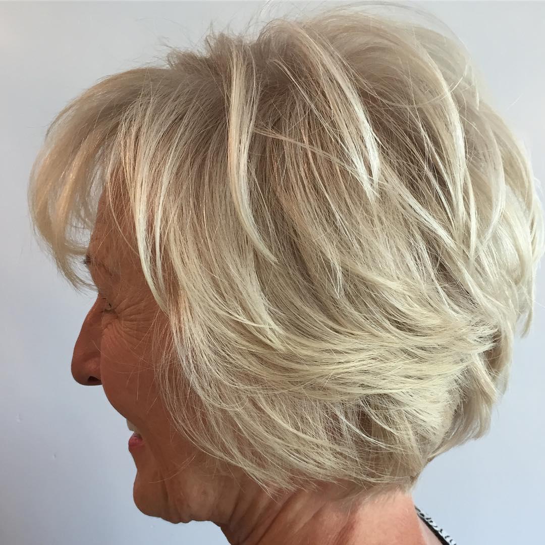 Jetta reccomend Haircuts picture for mature women