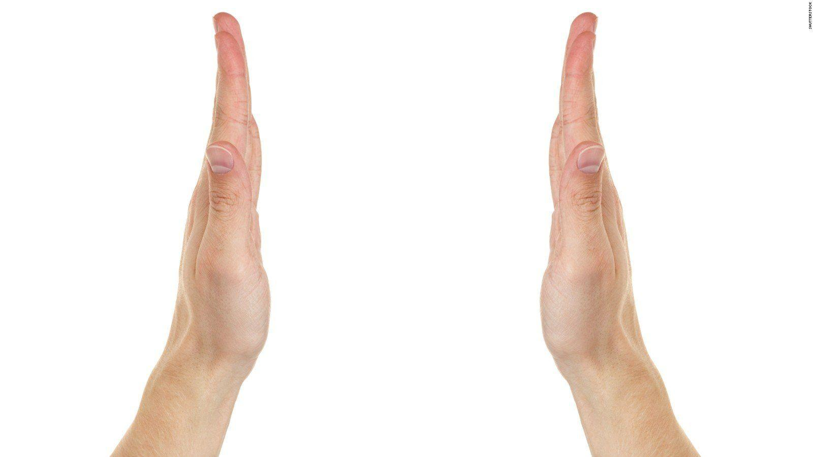best of Size penis size equals Hand