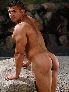 Hunk latino nude