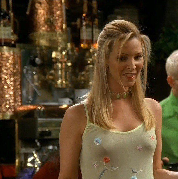 best of Kudrow upskirt Lisa naked nude