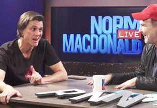 Norm macdonald guy threesome