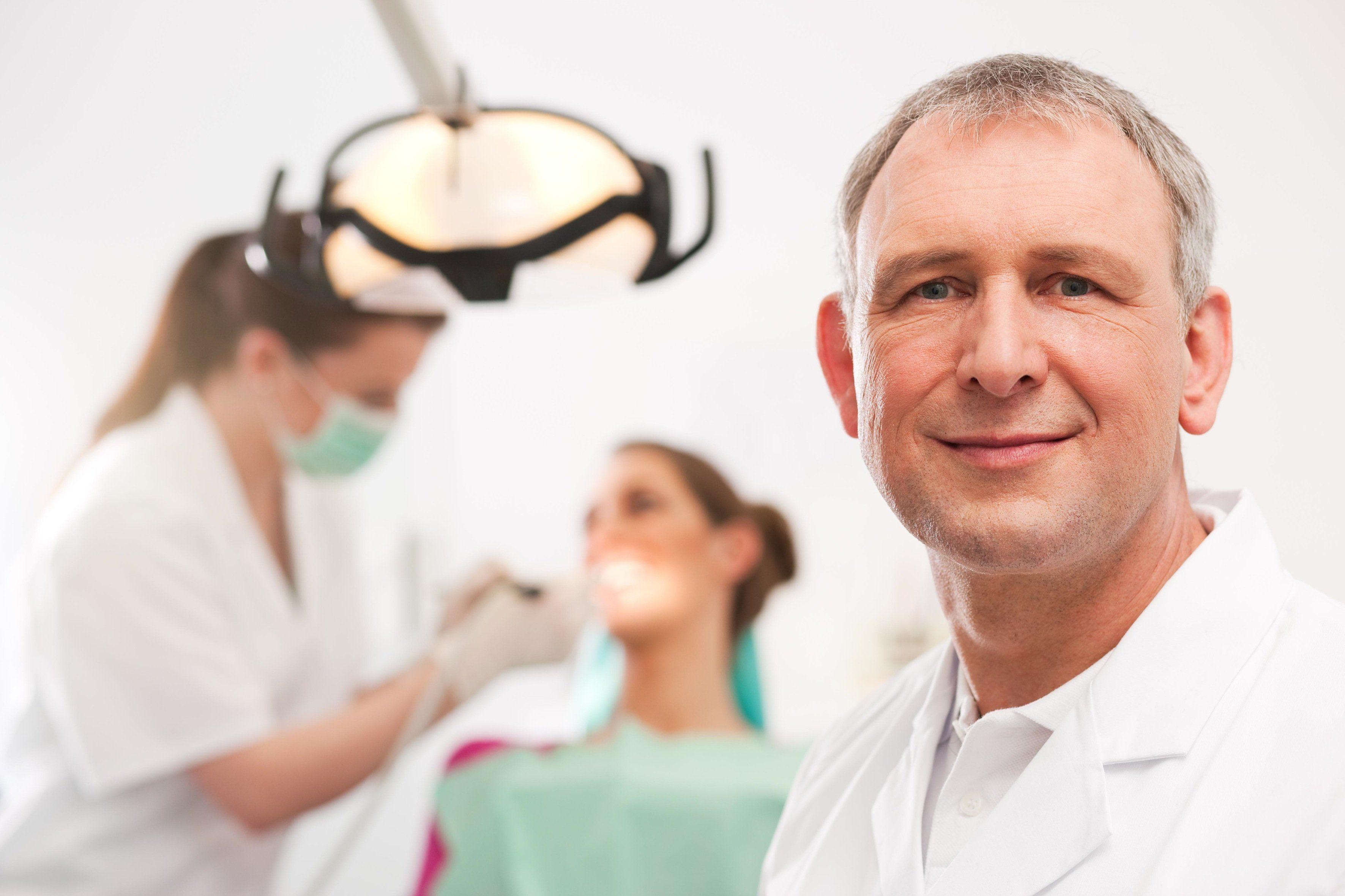 Oral and maxillo facial job description