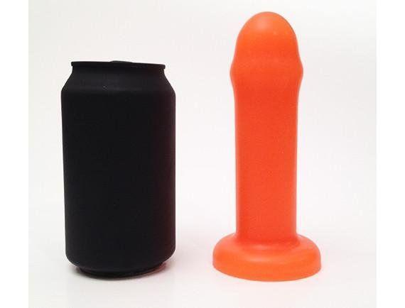 Orange as a dildo