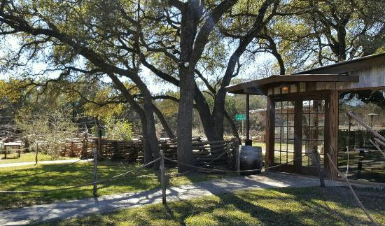 Winery salt lick