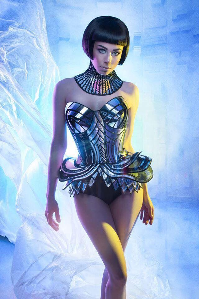 Sci fi costume fetish
