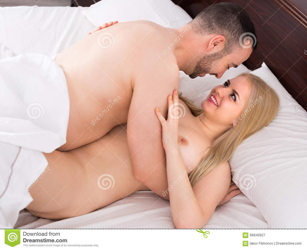 Softcorn couple having sex