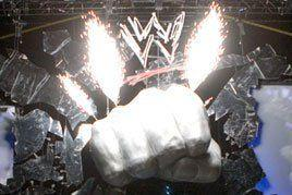 Wwe smackdown fist